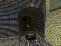 De train0028 Bombsite B bomb target