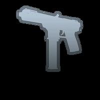 Inventory icon weapon tec9