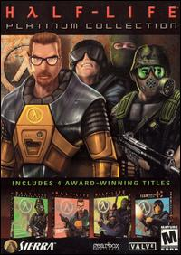 Half-Life Platinum Collection cover