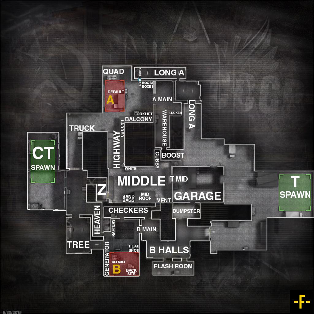 map cache