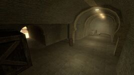 CSS Dust2 Upper Tunnels