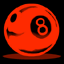 8ball1 red