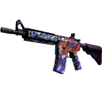 Csgo-m4a4-dragon-king-market