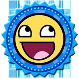 Csgo-Pin smileblue