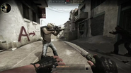 CSS-Global Offensive T Knife