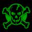 Chuckskull green