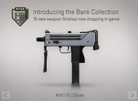 Mac-10 silver