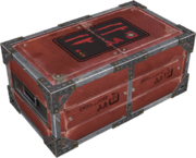 Case heavy weapon