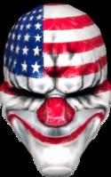 Dallas mask