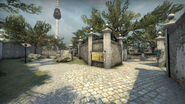 CSGO Overpass A site 31 March 2015 update Upper Park