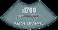 Ump45 buy off csx