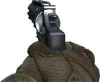 V revolver