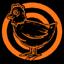 Chick1 orange