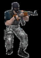 Terror player beta