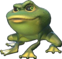 Crash Bandicoot N. Sane Trilogy Frog