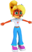 Coco Bandicoot Crash Nitro Kart