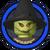Scarecrow Icon Lego Batman