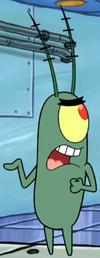 Sheldon J. Plankton (Season 9)