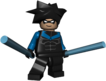 Nightwing Dick Grayson Lego Batman