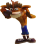 Crash Bandicoot N. Sane Trilogy Fake Crash Bandicoot