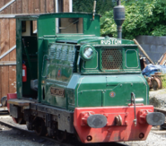 Ruston and Hornsby Talyllyn Diesel