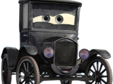 Cars: C.Syde's Adaption of the Cars Characters Player Stats