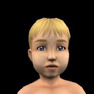 Toddler Male 3 Light