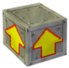 Crash Bandicoot 2 Cortex Strikes Back Iron Arrow Crate