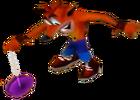 Crash Bandicoot 3 Warped Crash Bandicoot Yo-yo