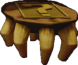 Crash Bandicoot N. Sane Trilogy Prehistoric Bonus Round Platform
