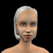 Elder Female 2 Tan