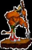 Tiny Tiger Crash Bandicoot The Huge Adventure
