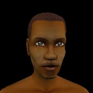 Young Adult Male 4 Dark