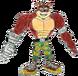 Crash Team Kart Racing Crunch Bandicoot