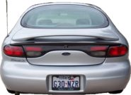 Ford Taurus Rear View