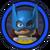 Batgirl Icon Lego Batman