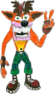 Crash Bandicoot Mutant Bash Fake Crash Bandicoot