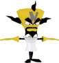 Wrath of Cortex Doctor Neo Cortex