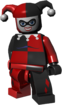 Harley Quinn Harleen Quinzel Lego Batman