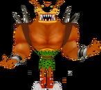 Wrath of Cortex Tiny Tiger