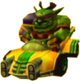 Crash Nitro Kart Zem In Kart