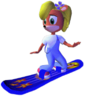Crash Bandicoot The Wrath of Cortex Coco Bandicoot