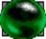 Crash Team Racing Green Power Shield Icon