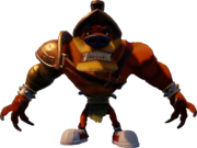 Tiny Tiger Crash Bandicoot N Sane Trilogy
