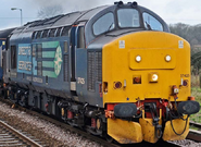 BR Class 37 Co–Co Diesel Electric