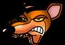 Crash Bandicoot N. Sane Trilogy Pinstripe Potoroo Icon