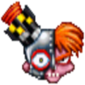 Crash 3 Doctor N. Gin Icon