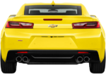 Chevrolet Camaro Rear View