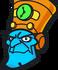 Crash Bandicoot N. Sane Trilogy Doctor Nefarious Tropy Icon (Cropped)