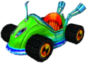 Team Trance Kart Crash Nitro Kart